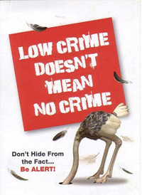 low crime